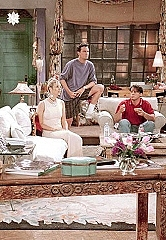 """""""Friends 25th: The One With The Anniversary"""" Hits Movie Theaters This Fall, As Fans Are Treated To 12 Iconic Episodes In Celebration Of Friends' 25th Anniversary"""