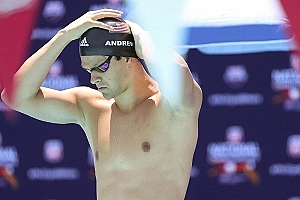 UCAN Welcomes Champion Swimmer Michael Andrew as its Newest UCAN Athlete