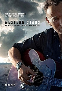 Bruce Springsteen's Critically Acclaimed Album 'Western Stars' Comes to the Big Screen This October as a Feature Film