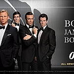 Madame Tussauds Orlando to Unveil Figures of All Six James Bonds on National James Bond Day