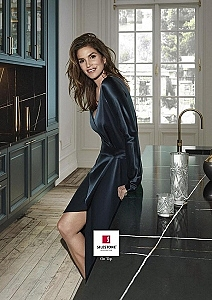 Silestone by Cosentino Unveils New 2019 Ad Campaign With Cindy Crawford at London Fashion Week