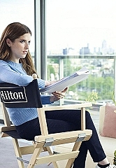 Hilton Builds on Success of First Celebrity-Driven Campaign, 'Expect Better. Expect Hilton.' with Debut of New Creative Work Featuring Anna Kendrick
