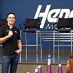 NASCAR Champ Jimmie Johnson and Ally Team Up to Help Get Kids on Track for Success