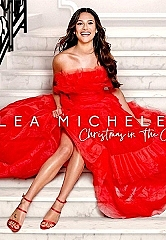 "Lea Michele Announces First-Ever Holiday Album ""Christmas In The City"" Available October 25 From Sony Music Masterworks"