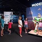 """The Science Behind Pixar"" Opens at the Denver Museum of Nature & Science on Oct. 11"
