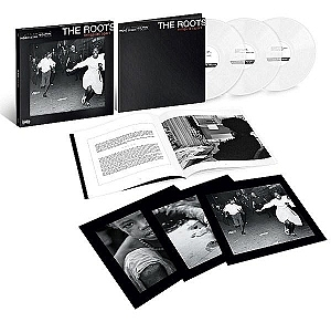 """The Roots' """"Things Fall Apart"""" To Be Reissued For 20th Anniversary On 3LP September 27 Via Geffen/Urban Legends"""