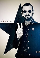 "Ringo Starr Announces His 20th Studio Album ""What's My Name"" To Be Released October 25, 2019"