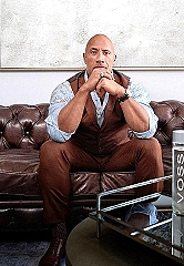 Dwayne Johnson And VOSS Water Announce Strategic Partnership