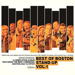 Well Known Boston Rooted Comedians Rally Around Best Of Boston Album Release