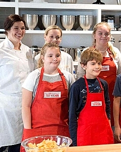 America's Test Kitchen Empowers Kids with Its New Young Chefs' Club