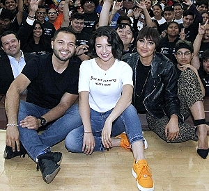 Ángela Aguilar Joins Educational Panel at Latin Grammy in the Schools Program
