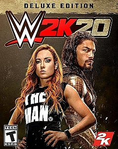 Step Inside – WWE 2K20 Now Available