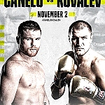 Canelo Alvarez and Sergey 'Krusher' Kovalev's Battle for the WBO Light Heavyweight World Title Live in U.S. Movie Theaters on November 2