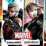 Marvel Entertainment and Siriusxm Enter a Major Multi-Year Deal to Create Original Podcasts for Siriusxm and Pandora
