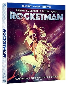 Bring Home the Epic Musical Celebration ROCKETMAN on Digital August 6 and on Blu-ray & DVD August 27 With Extended Musical Sequences, Deleted Scenes, Sing-Along* & More