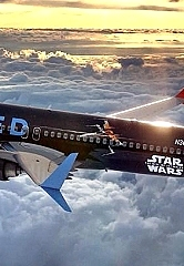 UniteUnited Airlines new Star Wars: The Rise of Skywalker 737-800 aircraft will take flight in Novemberd_Airlines_Star_Wars