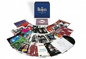The Beatles Announce New Limited Edition Collection Of Newly Remastered Seven-Inch Vinyl Singles
