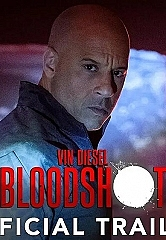 Watch the First Official Trailer for Vin Diesel's BLOODSHOT - In Theaters February 21, 2020