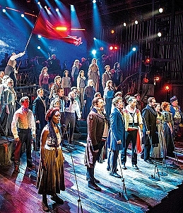 Les Misérables Rocks North America for One Night Only - Live in Cinemas December 2 and Encore Screenings on December 8