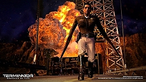 "VRstudios Announces the Immediate Availability of ""Terminator: Guardian of Fate"""