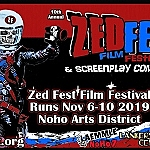 Zed Fest Film Festival 2019 Announces 1st Luminary Award to be awarded to William Sachs on Nov 6