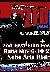 Zed Fest Film Festival 2019 Announces 1st Luminary Award to be awarded to William Sachs on Nov 6