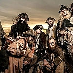 """YE BANISHED PRIVATEERS Sets Sail with New Album """"Hostis Humani Generis"""" – to be Released via Napalm Records on February 7, 2020"""