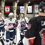 US Men's National Deaf Ice Hockey Team Wins Gold at 2019 Deaflympics
