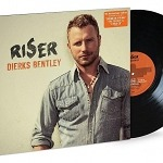 Country Star Dierks Bentley Celebrates 5th Anniversary Of Career-Defining Album, 'Riser,' With First-Ever Vinyl Release On January 31