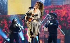 "Shania Twain Launches ""Let's Go!"" Las Vegas Residency To Sold-out Crowds Opening Week At Zappos Theater At Planet Hollywood Resort & Casino"