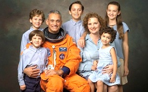 "Astronaut John ""Danny"" Olivas, Ph.D., P.E., & Family Are Honored to Announce the Launch of The Space For Everyone Foundation"