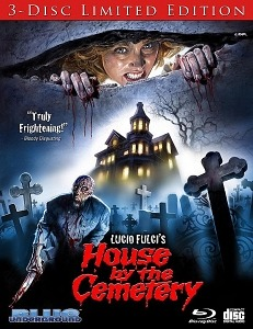 """""""The House by the Cemetery"""" 3-Disc Limited Edition / 4K Restoration Coming January 21"""
