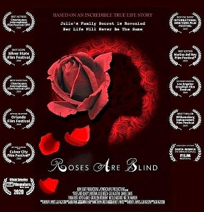 """2020 Starts off with a Bang! East Village NYC Debut for Multi-Award Winning Short Film """"Roses are Blind"""""""