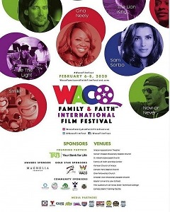 Waco Family & Faith International Film Festival Launches with the Goals to Empower the Creative Spirit and Celebrate All