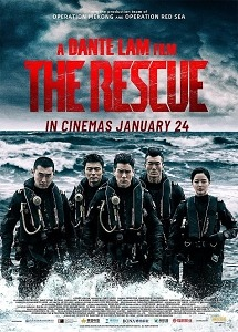 Dante Lam's Big Budget Action-Adventure Film 'The Rescue' Kicks Off Chinese New Year Blockbuster Season In The United Kingdom -- In Multiple Languages