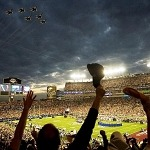 Super Bowl Gets Back To Glitz And Glamour