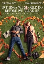 "Vision Films to Release Relationship Dramedy ""10 Things We Should Do Before We Break Up"" Starring Christina Ricci and Hamish Linklater"