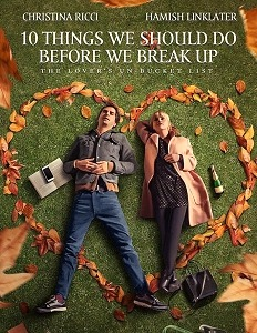 Vision Films to Release Relationship Dramedy 10 Things We Should Do Before We Break Up Starring Christina Ricci and Hamish Linklater