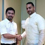 Eight-Time Division World Boxing Champion Manny Pacquiao Signs With Paradigm Sports Management