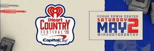 """Blake Shelton Joins the Lineup for the 2020 """"iHeartCountry Festival Presented by Capital One"""" The Festival Will Also Feature Dierks Bentley, Sam Hunt, Lady Antebellum, and more On May 2 At Frank Erwin Center in Austin, Texas"""