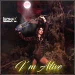 "Las Vegas Singer and Guitar Shredder, Leona X, Releases Riveting New Single, ""I'm Alive!"""