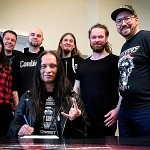 Groove/Thrash Metal Icons EKTOMORF Sign with Napalm Records and Napalm Events