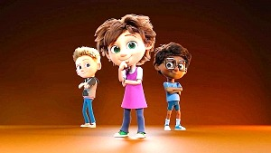Bingo! Vision Films to Release Children's Animated Feature 'Ella Bella Bingo' to VOD and DVD in Both English and French