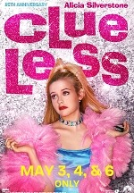 """Cinema Audiences Will Be Totally Buggin' When Cher and Her Friends From Beverly Hills Return in Writer-Director Amy Heckerling's Classic """"Clueless"""" 25th Anniversary"""