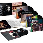 "Johnny Cash's Newly Remastered Releases Include Six Album Vinyl And CD Box Sets, ""The Complete Mercury Recordings 1986-1991"", And New Greatest Hits"