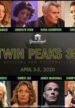 One of TV's Most Influential Series, Twin Peaks, Celebrates 30th Anniversary at Elvis Presley's Graceland - Postponed