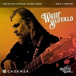 """The White Buffalo Announces """"On The Widow's Walk' Exclusive Live Stream Concert + Fan Chat"""
