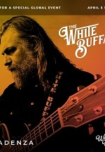 "The White Buffalo Announces ""On The Widow's Walk' Exclusive Live Stream Concert + Fan Chat"