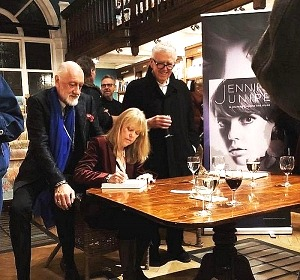 """Jenny Boyd Will Launch New Memoir """"Jennifer Juniper: A Journey Beyond the Muse"""" at New York MetroFest for Beatles Fans on March 27-29"""