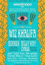 Wiz Khalifa, Billy Ray Cyrus, Ari Lennox, Joey 'CoCo' Diaz, Berner & Other Top Talent to Perform for World's Biggest 4/20 Virtual Celebration